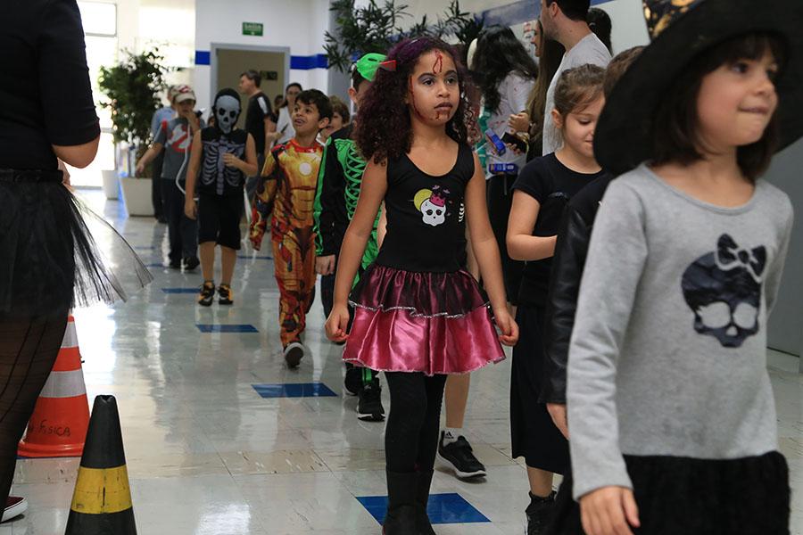 Halloween no Colégio Rio Branco - Higienópolis