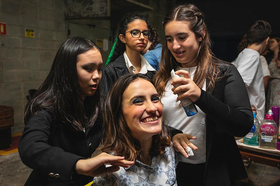 Grupo de Teatro Rio Branco: O berço do herói