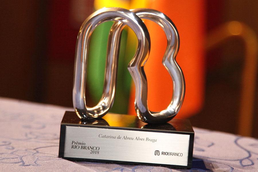 Prêmio Rio Branco 2018 - Higienópolis