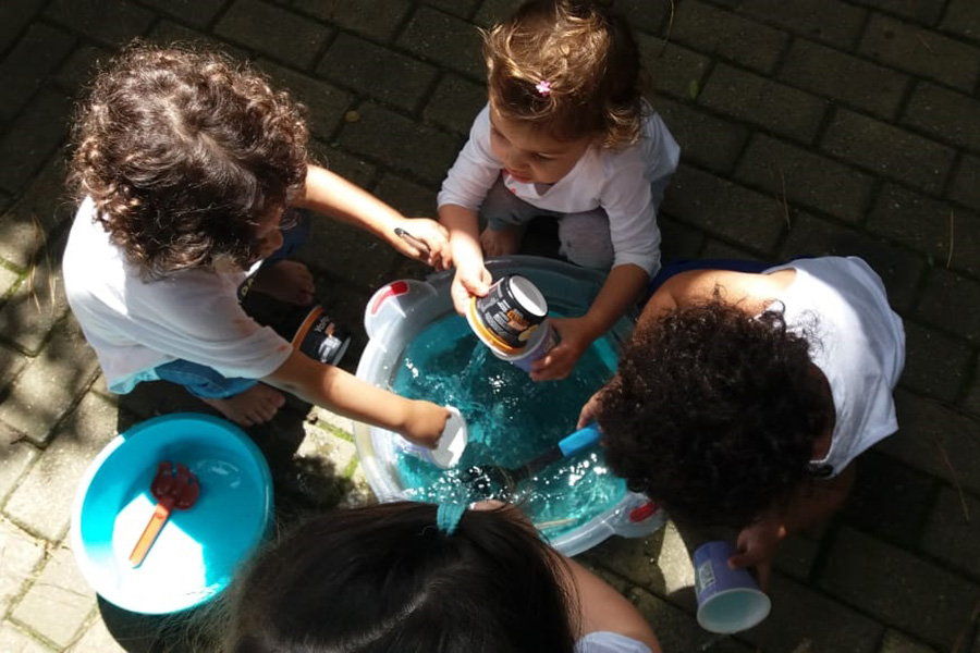 Dia Mundial da Água - Granja Vianna