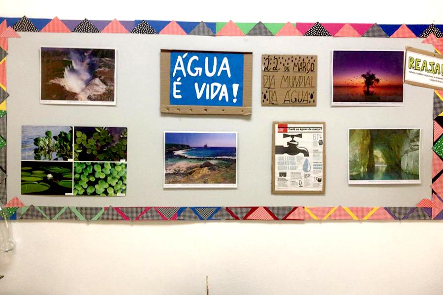 Dia Mundial da Água - Higienópolis