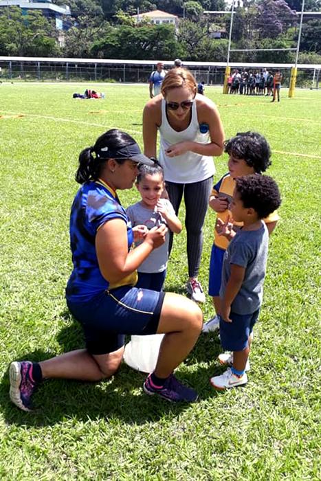 Circuito Infantil de Rugby Rio Branco