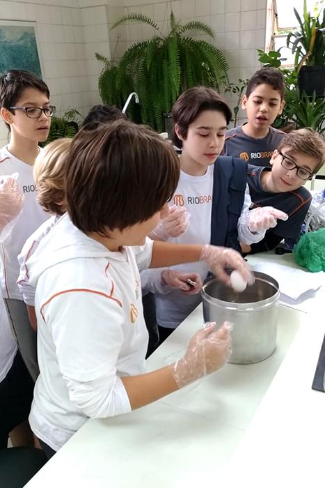 Cookies e Matemática - Higienópolis