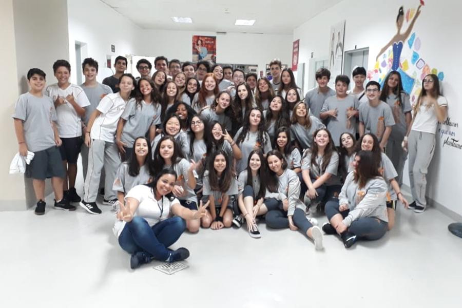 Monitoria: Curso de Formação 2019