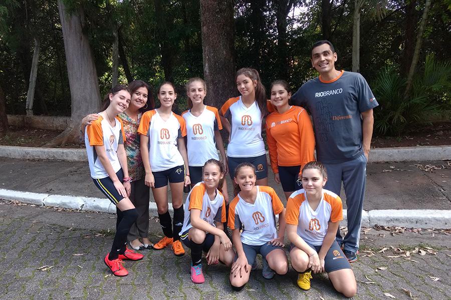Alunos do Futsal participam do Campeonato de Alphaville