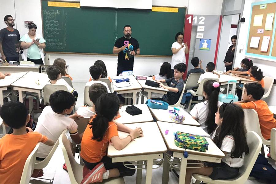 Rio Branco no Torneio Intercolegial Greenk