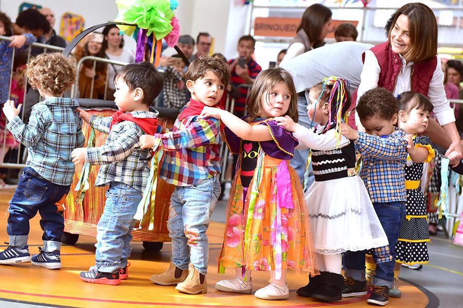 Festa Junina celebrou a paz e a cultura brasileira