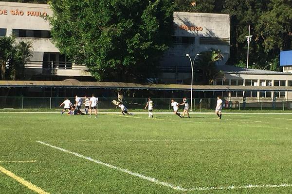 Rio Branco sedia amistosos e jogo do Campeonato Paulista de Rugby