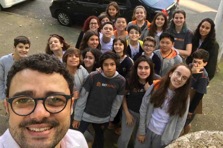 Cidades Sustentáveis: alunos ampliam visões sobre o bairro