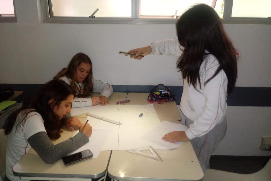 Experimento de Eratóstenes: em atividade prática alunos comprovam que a Terra é esférica