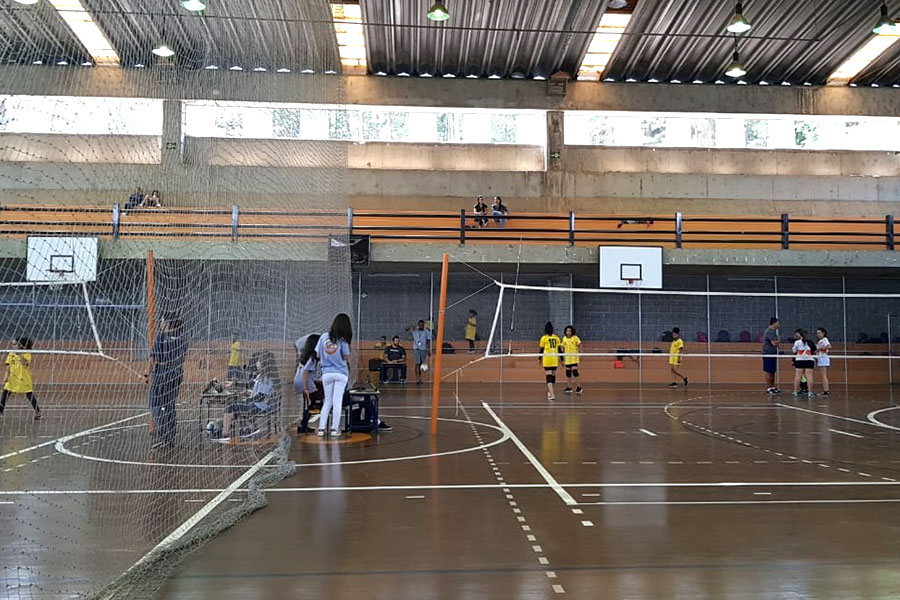 Esporte em Família no Rio Branco