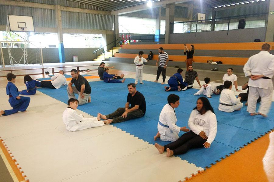 Sábado Esportivo - Granja Vianna