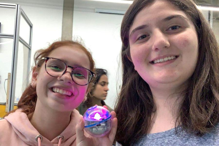 Vida e Vestibular: alunos visitaram o Instituto MAUÁ de Tecnologia