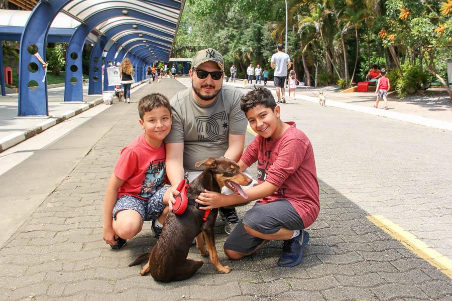 RiobranCão: encontro para cachorros estimula reflexão sobre cuidados e responsabilidades com os animais