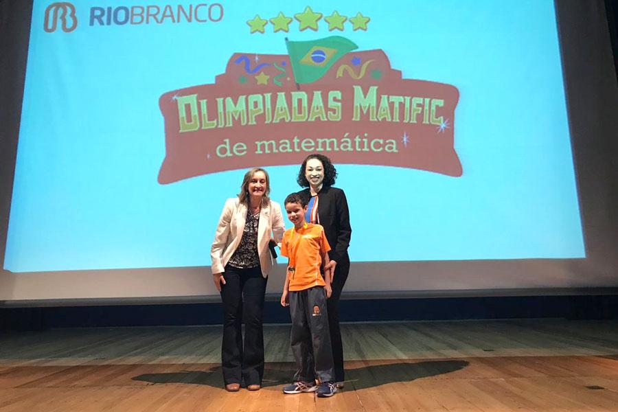 Olimpíadas da Matific: Rio Branco fica no Top 10