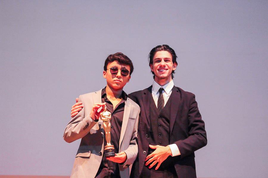 Ex-alunos compõem júri da Noite do Oscar