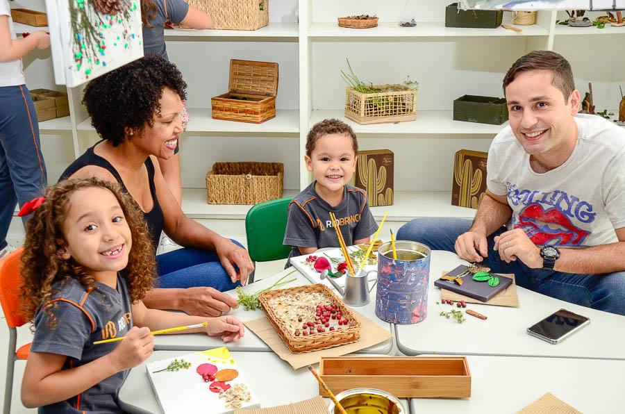 Encontro Cultural: a alegria de aprender marcou as atividades