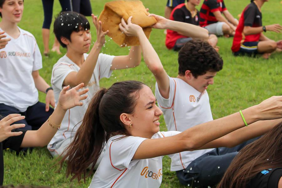 Atividades especiais integram os alunos do 9° ano, da 1ª e da 2ª série do Ensino Médio