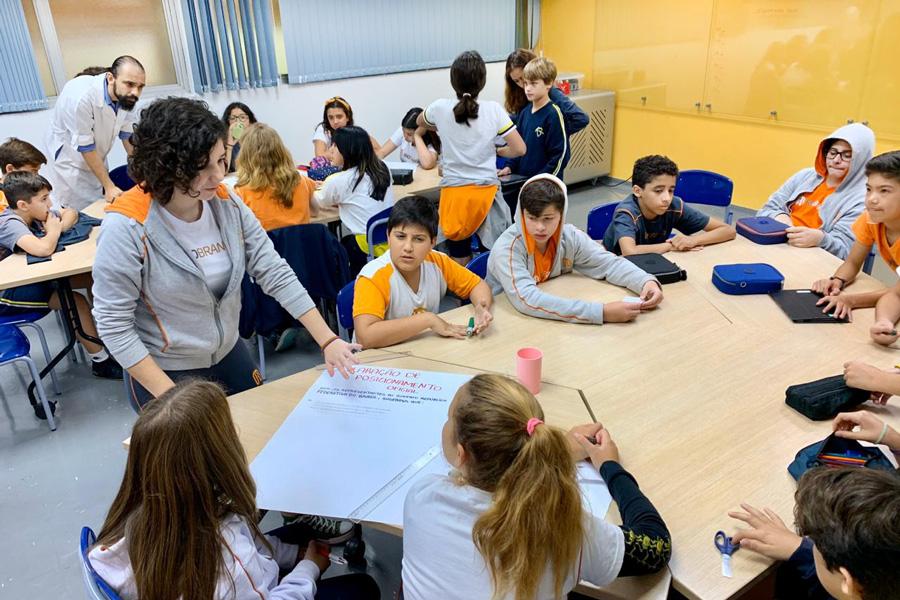 CoQuest: alunos refletem sobre incêndios na Amazônia brasileira e nas florestas australianas