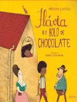 FLÁVIA E O BOLO DE CHOCOLATE