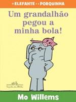 UM GRANDALHÃO PEGOU A MINHA BOLA!