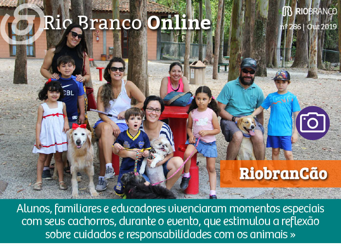 Festival do Livro em Família da Unidade Higienópolis