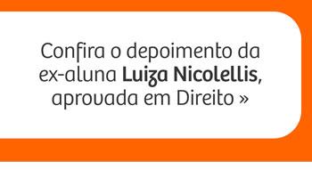 Riobranquina é aprovada em Direito na USP