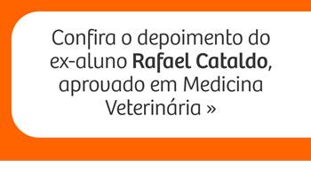 Riobranquino aprovado em Medicina Veterinária na USP