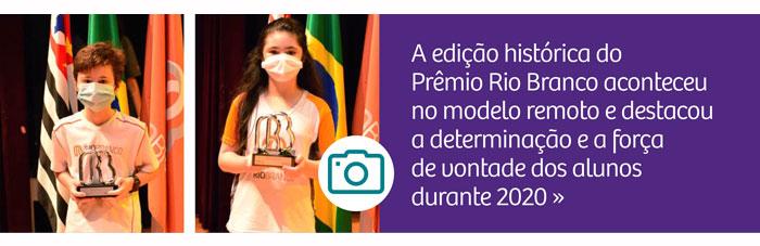 Prêmio Rio Branco 2020